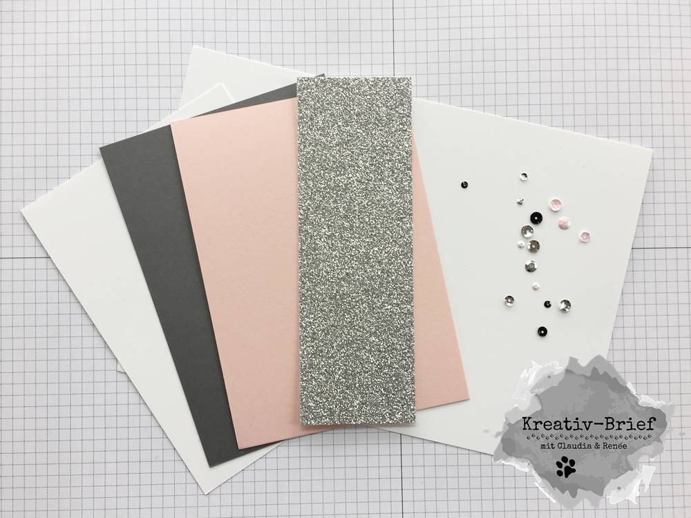 Materialpaket Kreativbrief Dezember 2017