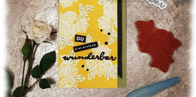Blütentraum Colour Combo Blog Hop Stampin' Up!