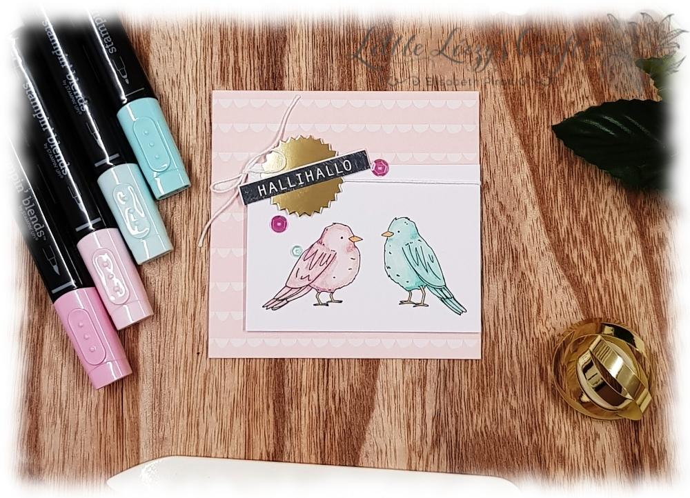 Projektset Farbenfroh Stampin' Up!