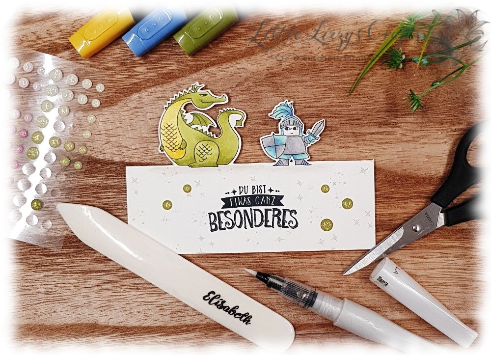 on the edge die cutting Zauberhafter Tag Stampin' Up!