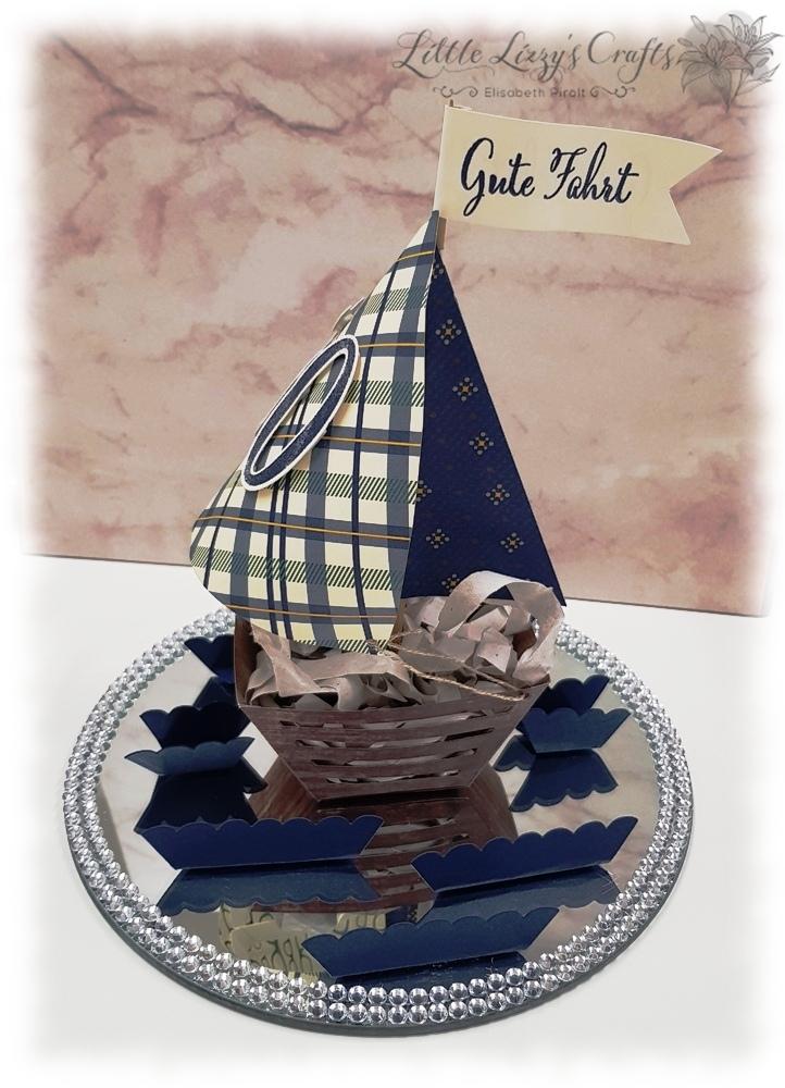 Meer Ozean Schiff Boot Stampin' Up!