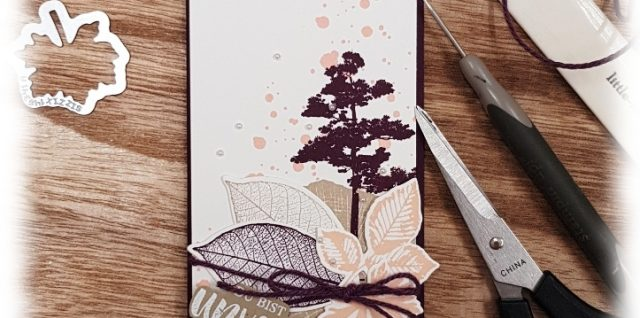 Colour Combo Blog Hop Kraft der Natur