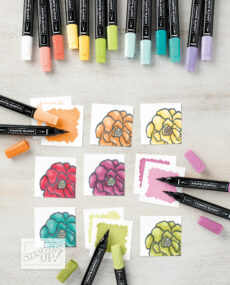 Stampin' Blends Abo