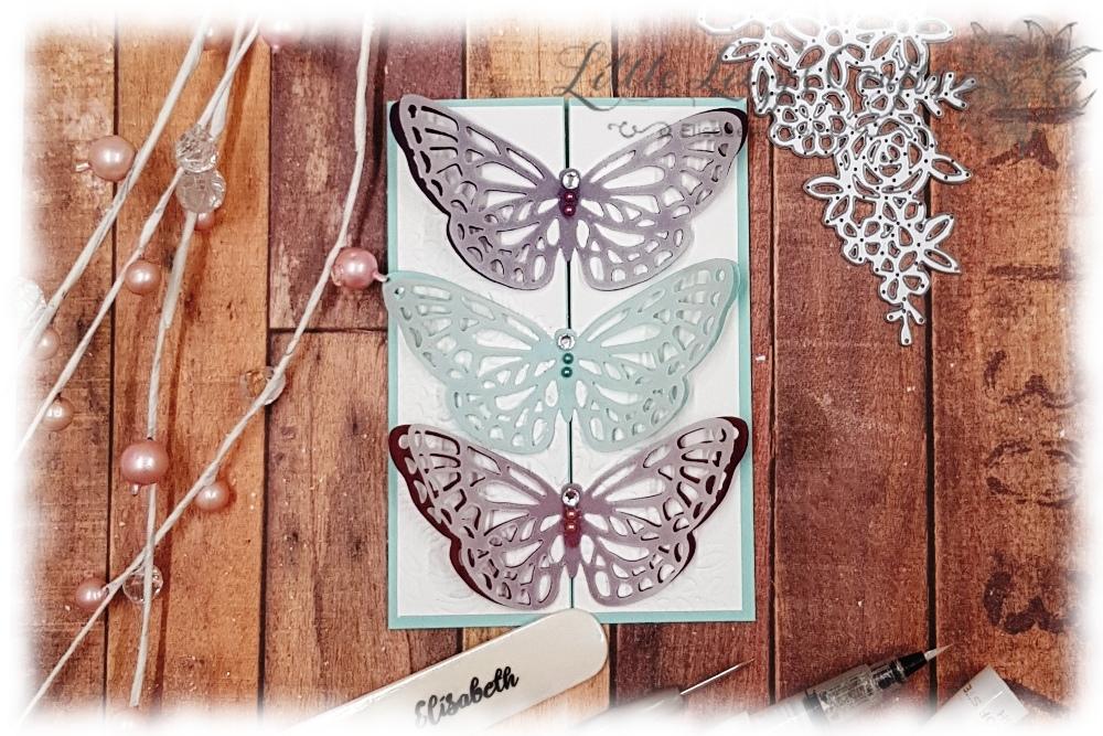 Frühlingsfreuden Stampin' Up! Karte Butterfly