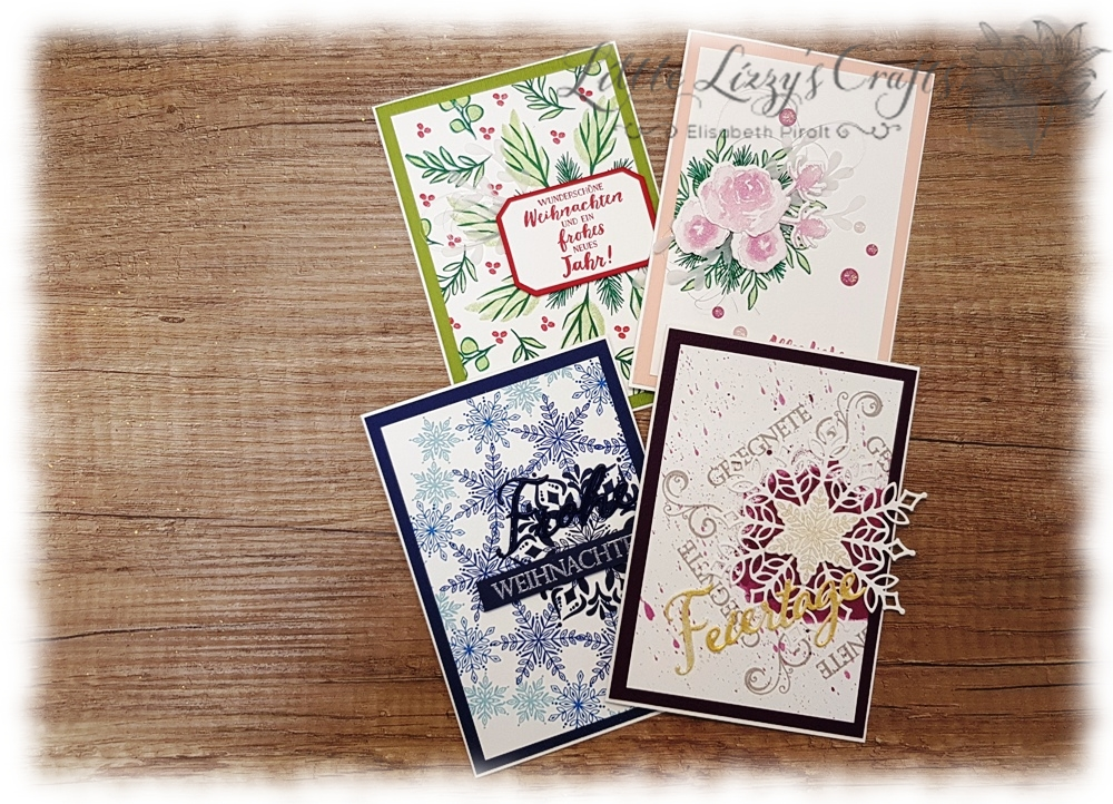 Mehr Stamparatus Kranz Template Ideen Stampin' Up!
