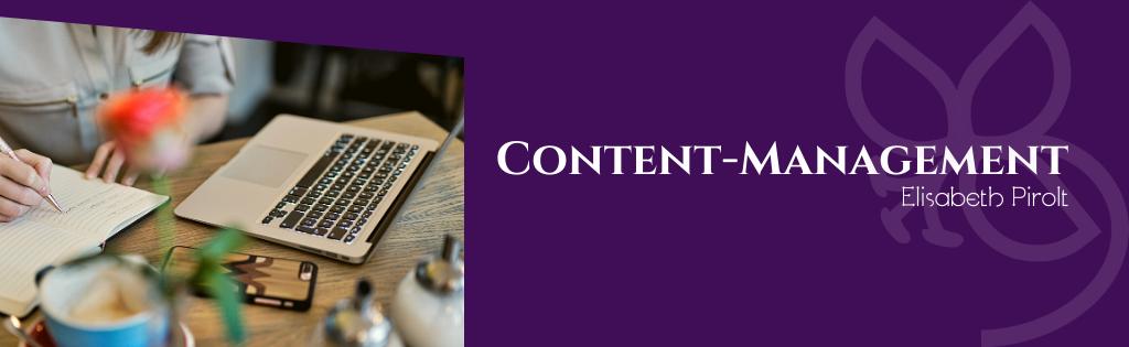 Content-Management Banner