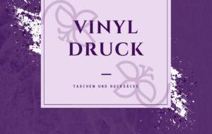 Vinyl Druck